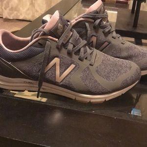 Gently used New Balance walking shoes.